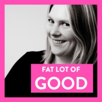Logo du podcast 25. Food, Racism and Coming Out with Melissa Thompson aka (@fowlmouthsfood)
