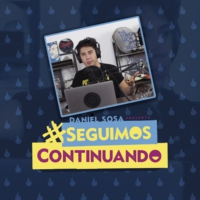 Logo of the podcast Seguimos Continuando - Ep. 45 Christopher Von Uckermann