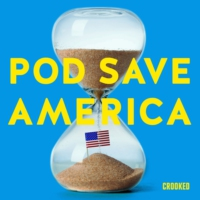 Logo of the podcast Pod Save America