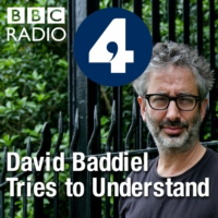Logo du podcast David Baddiel Tries to Understand