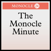 Logo of the podcast Monocle 24: The Monocle Minute