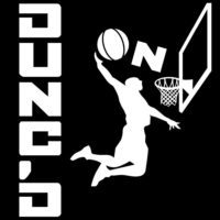 Logo of the podcast Dunc'd On Basketball NBA Podcast