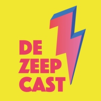 Logo of the podcast De Zeepcast