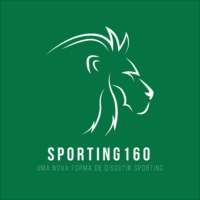 Logo of the podcast Sporting160 – live podcasting – feed