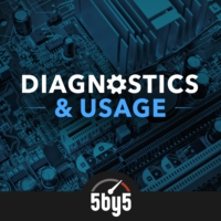 Logo du podcast Diagnostics & Usage