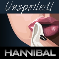 Logo of the podcast UNspoiled! Hannibal
