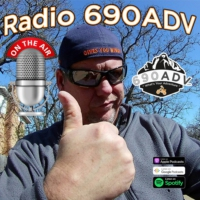 Logo du podcast Radio 690ADV Motorcycle Podcast