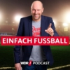 Logo of the podcast WDR 2 Einfach Fußball