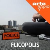 Logo of the podcast ARTE Radio | Flicopolis
