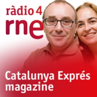 Logo of the podcast Catalunya Exprés Magazine - Entrevista Kelly Isaiah, lider del grup Koers