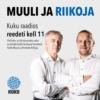 Logo of the podcast Muuli ja Riikoja