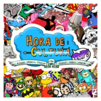 Logo of the podcast Hora de cultura POP!