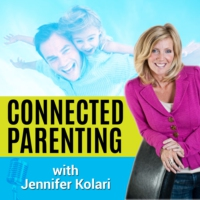 Logo of the podcast Connected Parenting