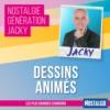 Logo du podcast Nostalgie Génération Jacky - Dessins Animés