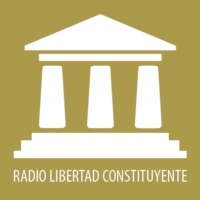Logo of the podcast Radio Libertad Constituyente