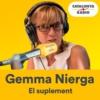 Logo of the podcast L'espectador, amb Gemma Nierga
