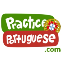 Logo of the podcast Practice Portuguese