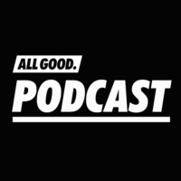 Logo du podcast ALL GOOD PODCAST Könnt ihr uns hören? #1: Björn Beton & André Luth