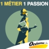 Logo of the podcast 1 METIER - 1 PASSION