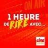 Logo of the podcast 1h de rire avec