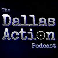 Logo of the podcast THE DALLAS ACTION Podcast.