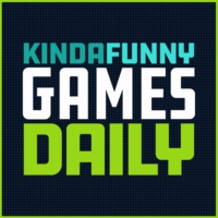 Logo of the podcast Kinda Funny Games Daily