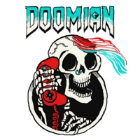 Logo of the podcast DOOMIAN #027: Insert Moin!