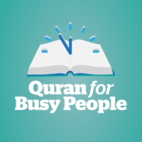 Logo du podcast Quran For Busy People
