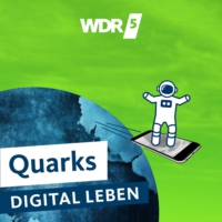 Logo of the podcast WDR 5 Quarks – digital leben