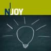 Logo du podcast N-JOY Brainhacks: Psychotricks für euren Alltag