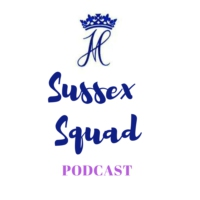 Logo of the podcast Sussex Squad Podcast
