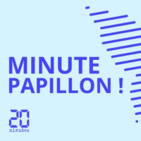 Logo du podcast Minute Papillon!