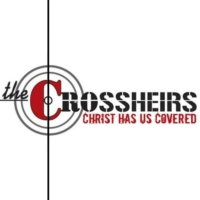 Logo of the podcast The Crossheirs with JMG
