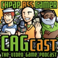 Logo of the podcast CAGcast #647: 15 Cent Movie Tickets and 15 Years of CAGcast