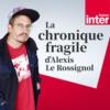 Logo of the podcast La chronique fragile d'Alexis Le Rossignol