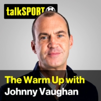 Logo du podcast The Warm Up with Johnny Vaughan - Saturday, September 12