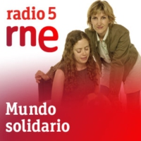 Logo du podcast Mundo solidario en R5 - 'Buy the face' - 01/11/12