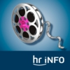 Logo of the podcast hr-iNFO Filmcheck