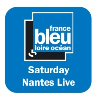 Logo of the podcast Le groupe pop nantais Waves we were