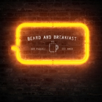 Logo of the podcast Beard and Breakfast