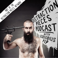 Logo of the podcast Spike Lee - Distraction Pieces Podcast with Scroobius Pip #225