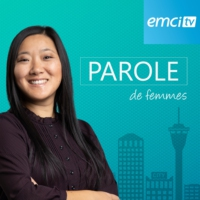 Logo of the podcast EMCI TV Parole de femmes