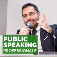 Logo of the podcast #17 Cosa c'entra George Orwell con il Public Speaking