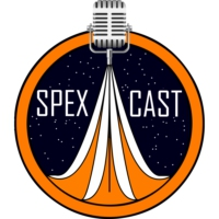 Logo du podcast 14: SPEXcast News Roundup June 2016