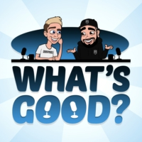 Logo of the podcast What's Good with Miniminter and Randolph