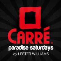 Logo du podcast #053 Carré Sen Saturdays Podcast, mixed and hosted by Lester Williams