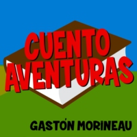 Logo of the podcast El  cangrejito aventurero