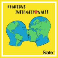 Logo du podcast Relations internationales – Drague, sexe et amour autour du monde