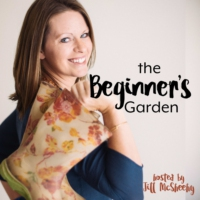 Logo of the podcast The Beginner's Garden with Jill McSheehy