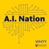 Logo du podcast A.I. Nation